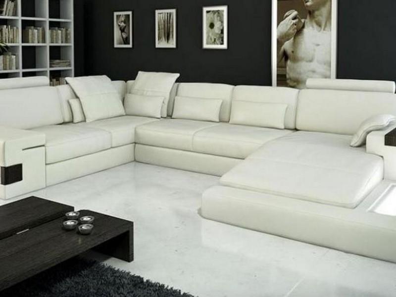 Cheap Leather Corner Sofas