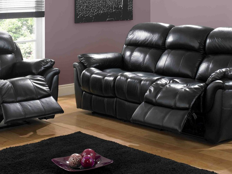 Cheap Leather Recliner Armchair
