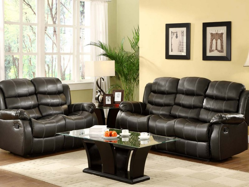 Cheap Leather Recliner Corner Sofas