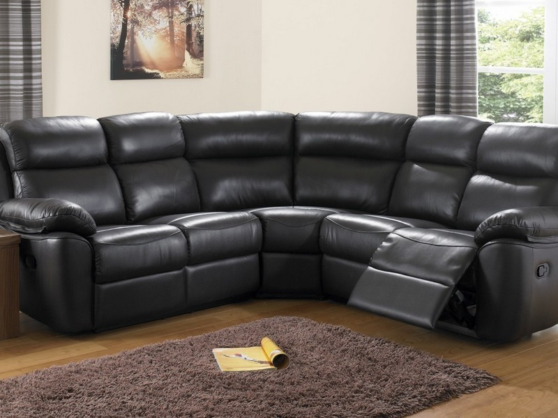 Cheap Leather Recliner Suites