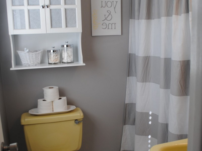 Cheap Small Bathroom Makeovers