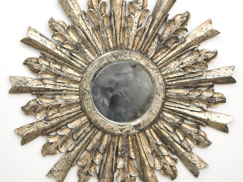 Cheap Sunburst Mirror