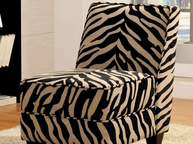 Cheetah Print Chair Cushions