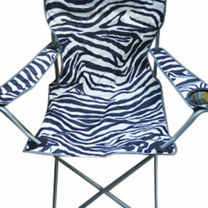 Cheetah Print Folding Chair
