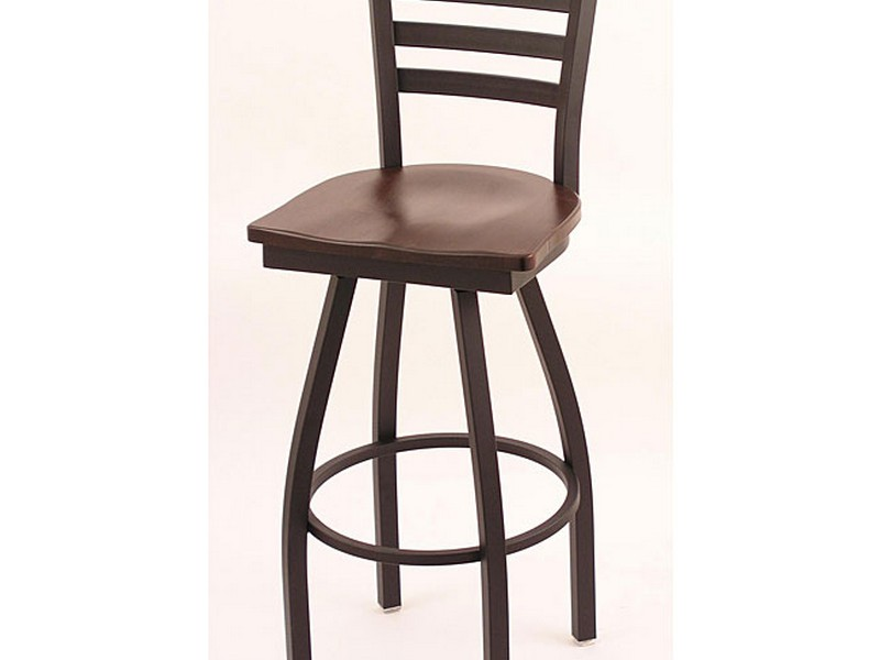 Cherry Wood Bar Stools