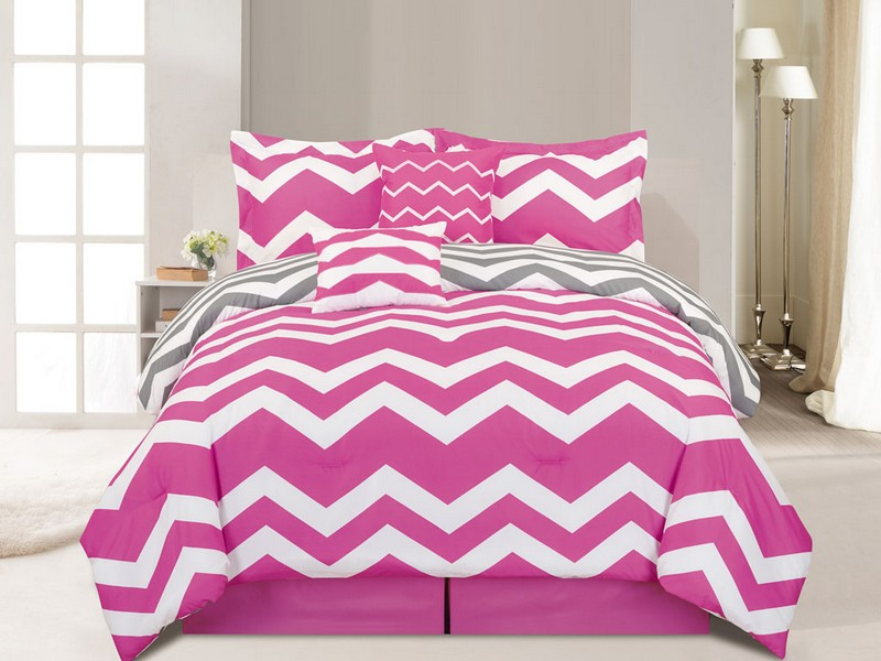 Chevron Bed Sheets Full