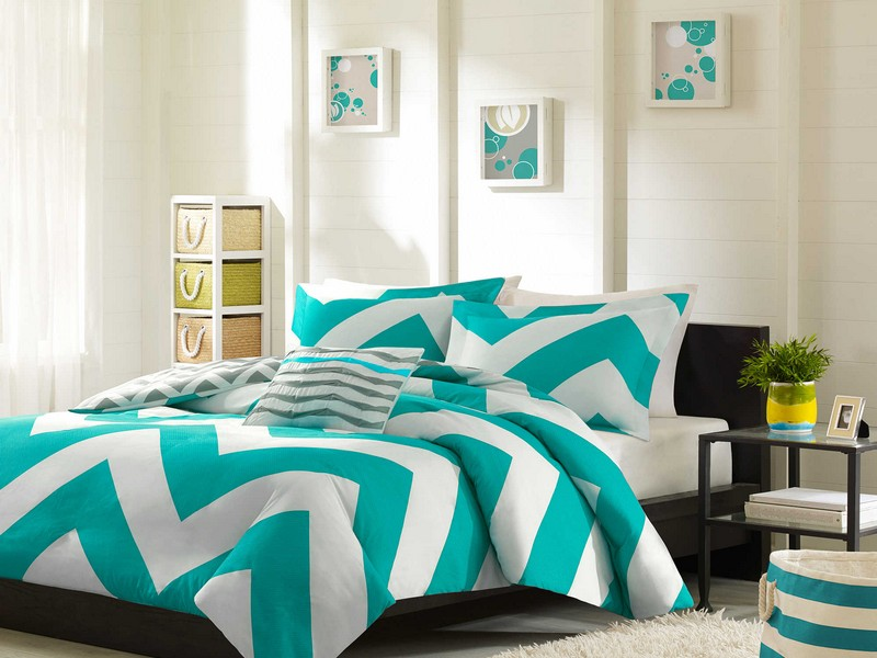 Chevron Bedding Queen Size
