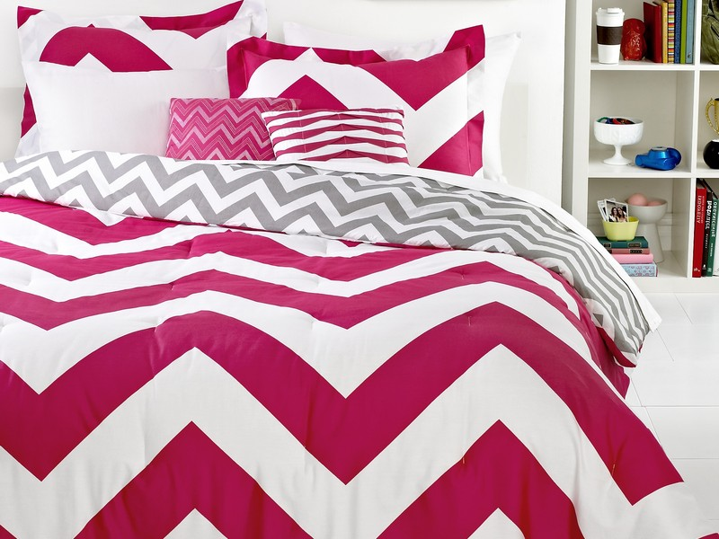 Chevron Bedding Sets Full