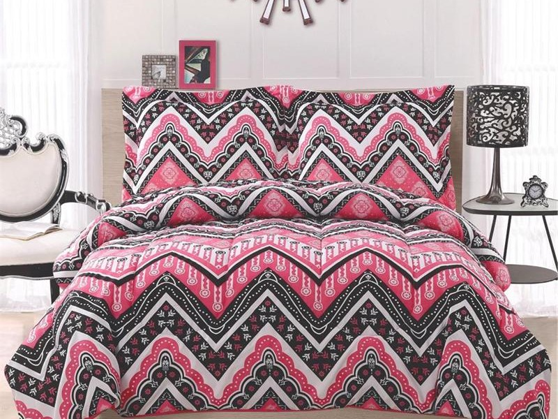 Chevron Bedding Sets Queen