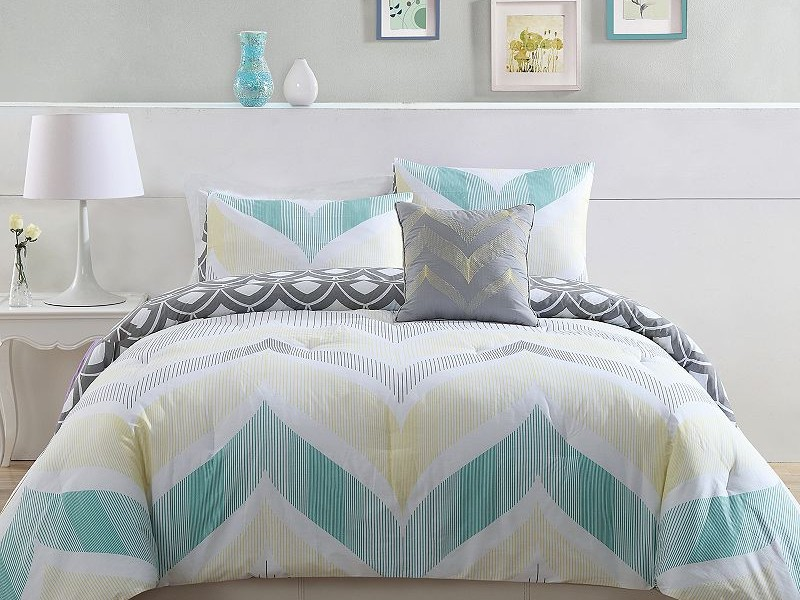 Chevron Print Bedding Sets