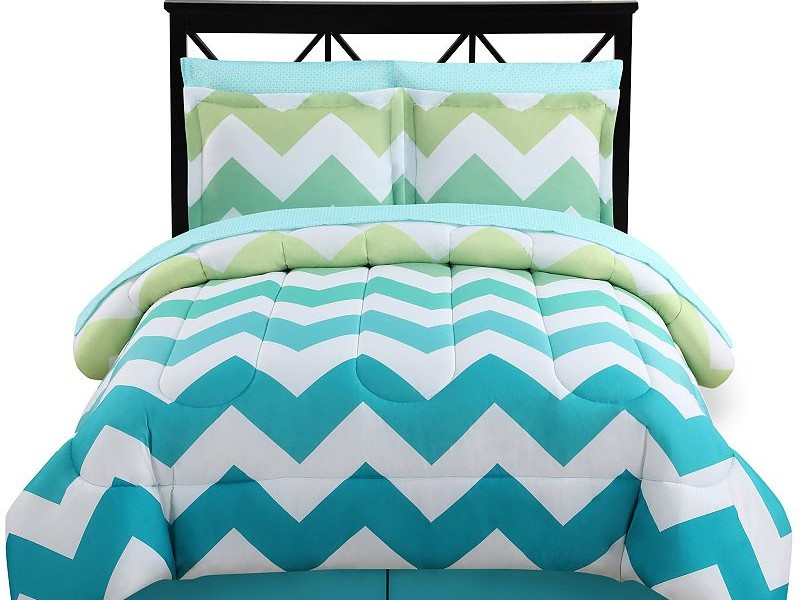 Chevron Queen Bedding