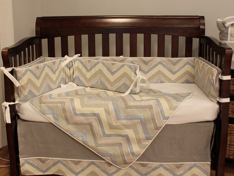 Chevron Toddler Bedding Sets