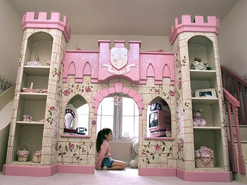 Childrens Bunk Bed Bedroom Sets