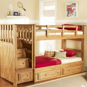 Childrens Bunk Beds With Steps