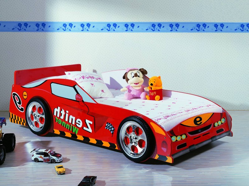 Childrens Car Beds Brisbane