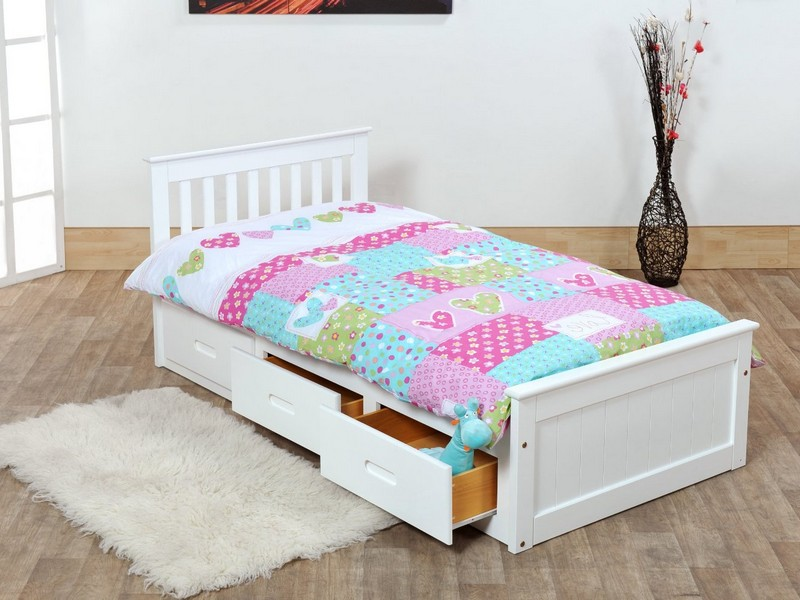 Childrens Single Beds With Storage