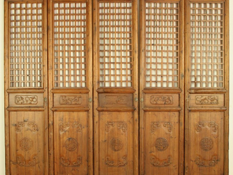 Chinese Room Dividers