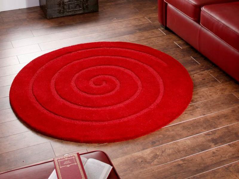 Circle Area Rug