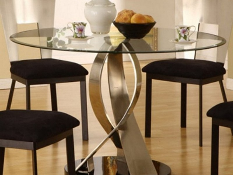 Circular Dining Table Sets