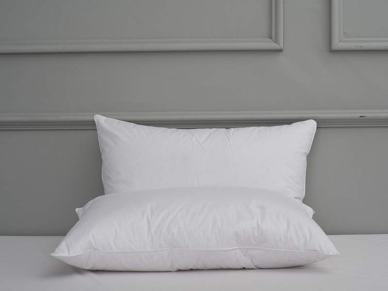 Cleaning Down Pillows