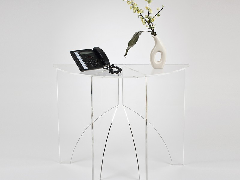Clear Acrylic Console Table Uk