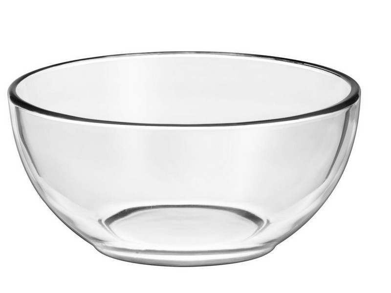 Clear Glass Cereal Bowls