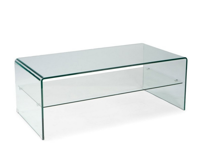 Clear Plastic Coffee Tables