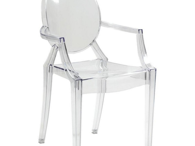 Clear Plastic Counter Stools