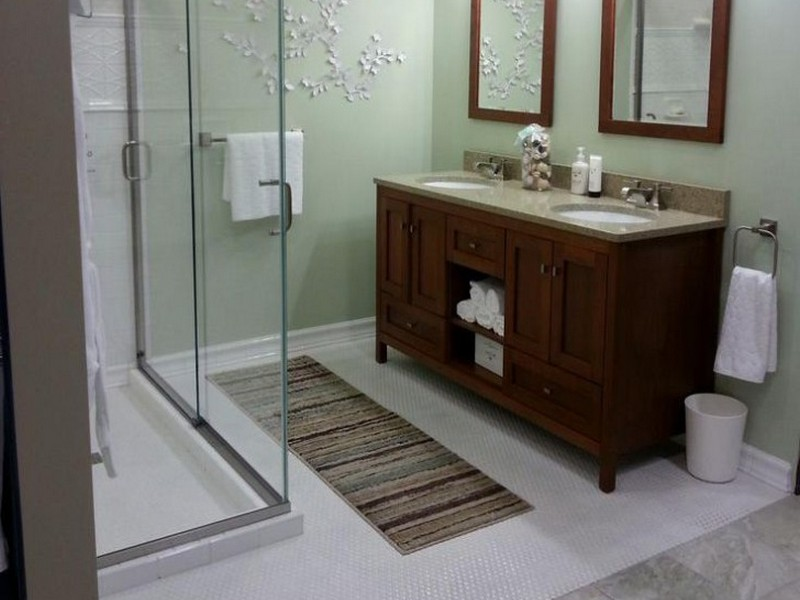 Clearance Bathroom Vanity Sets