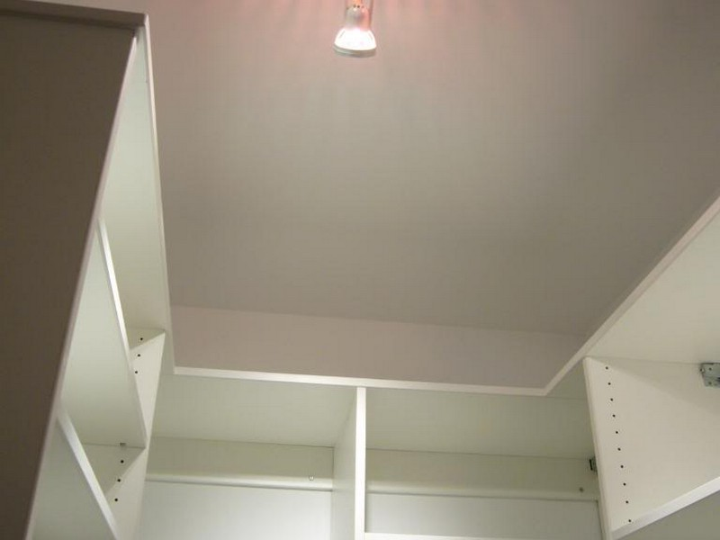 Closet Light Fixtures Code