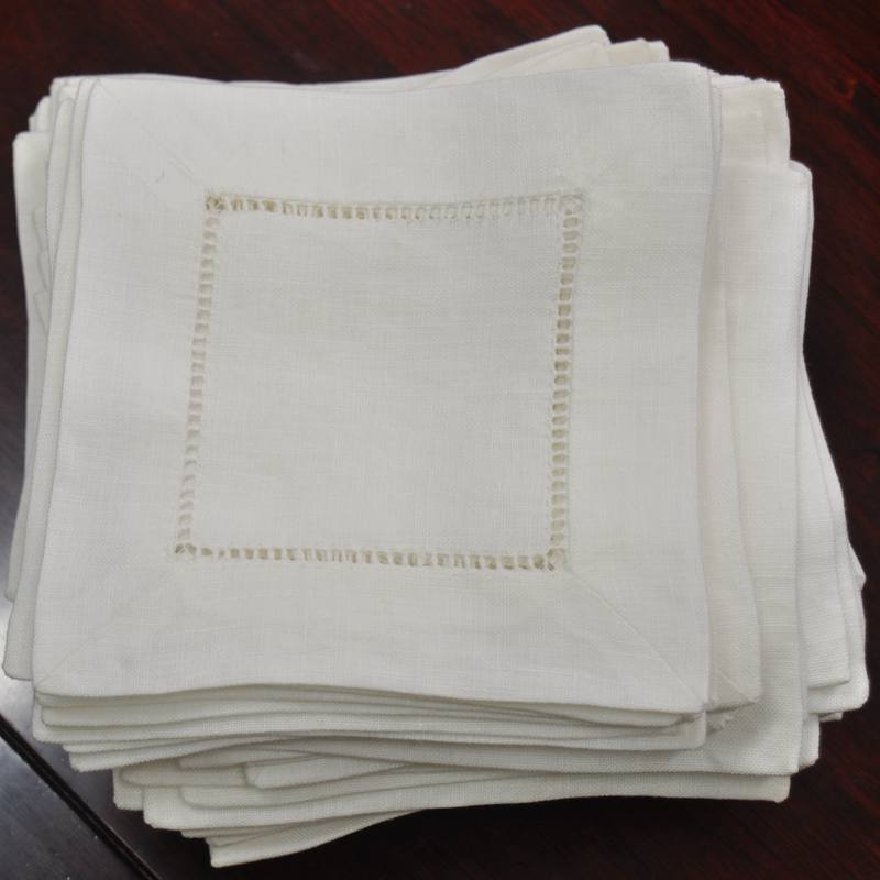 Cloth Cocktail Napkins Cotton