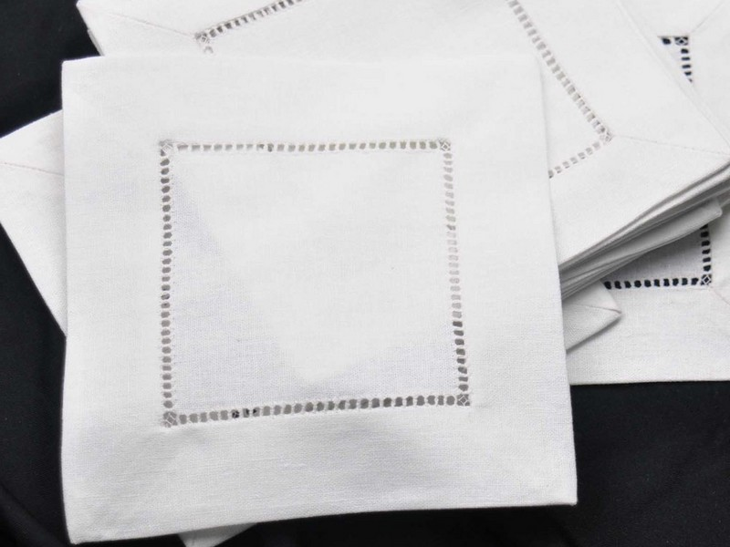 Cloth Cocktail Napkins