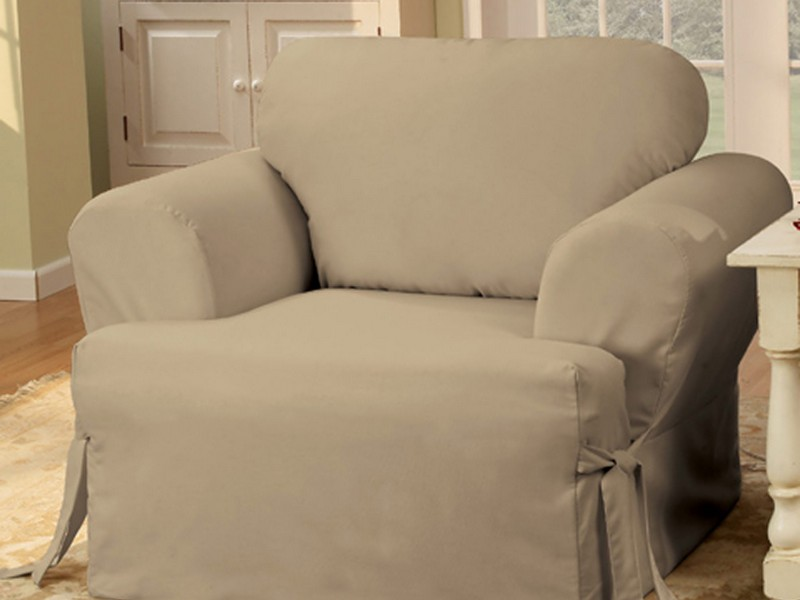 Club Chair Slipcovers T Cushion