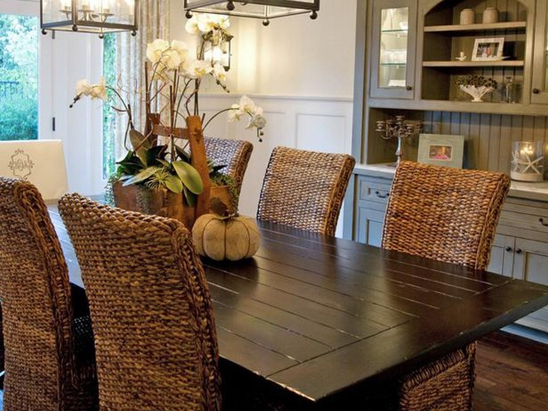 Coastal Dining Room Tables