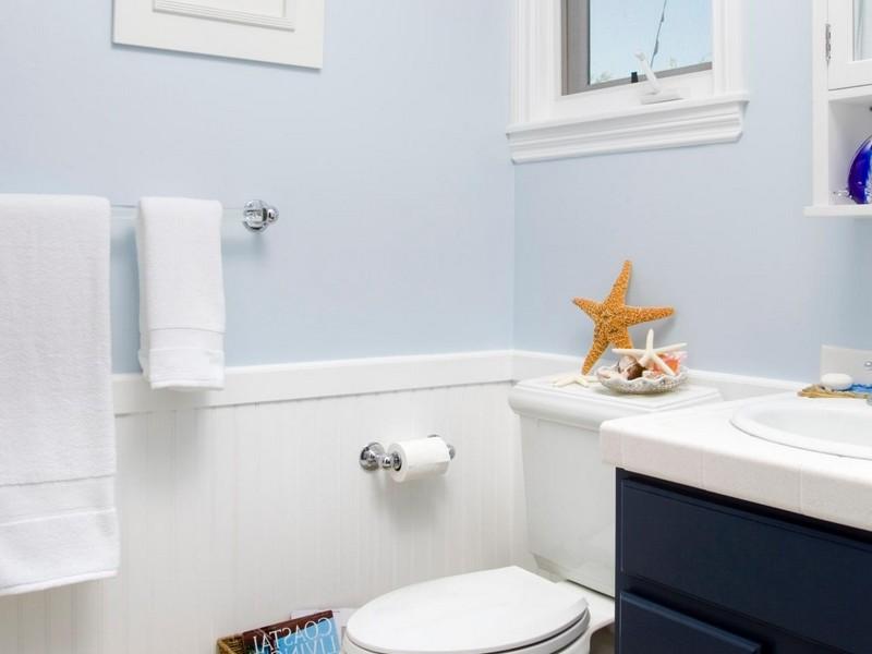 Coastal Living Bathroom Ideas