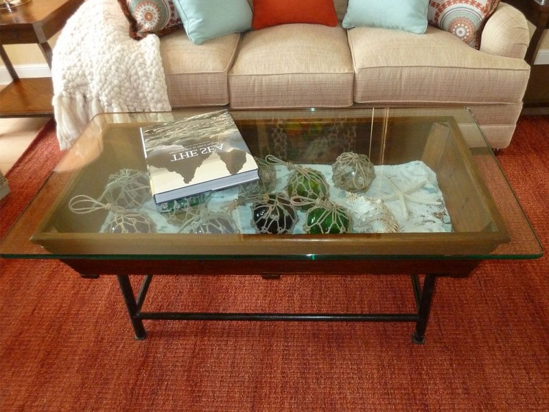 Coastal Style Coffee Tables