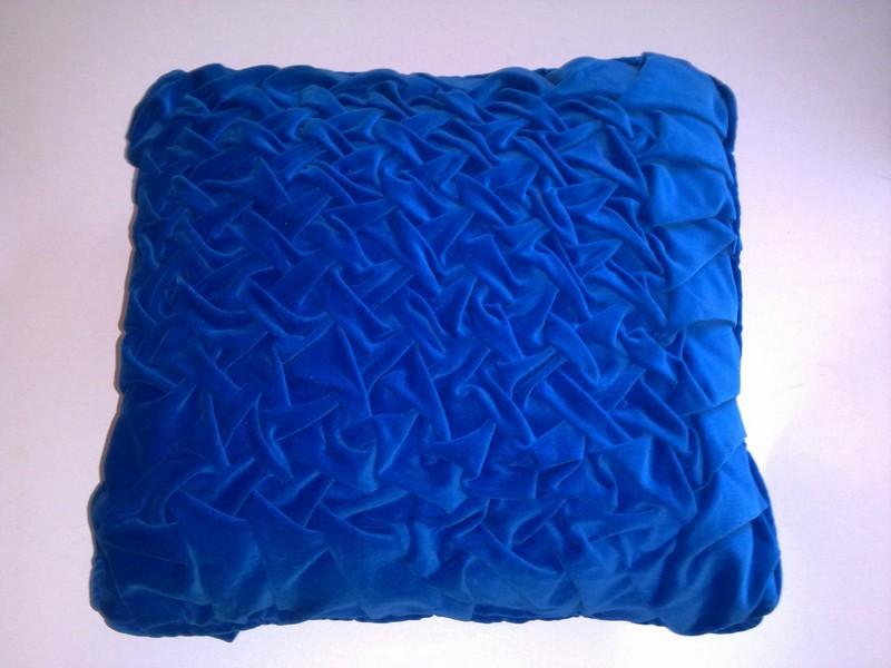 Cobalt Blue Pillows