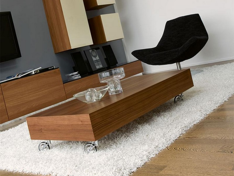 Coffee Table On Casters Uk