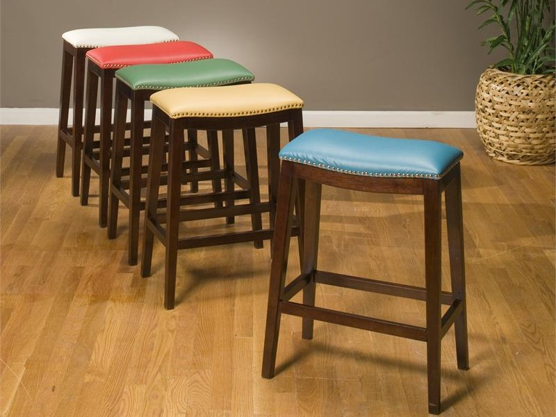 Colored Bar Stools