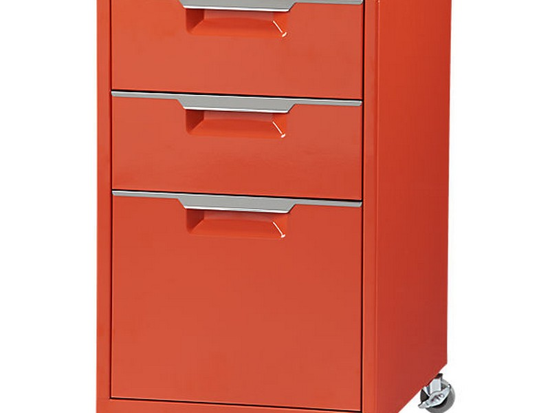 Colored File Cabinets