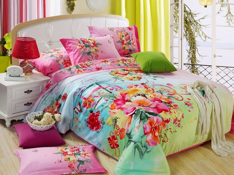 Colorful Duvet Covers Full