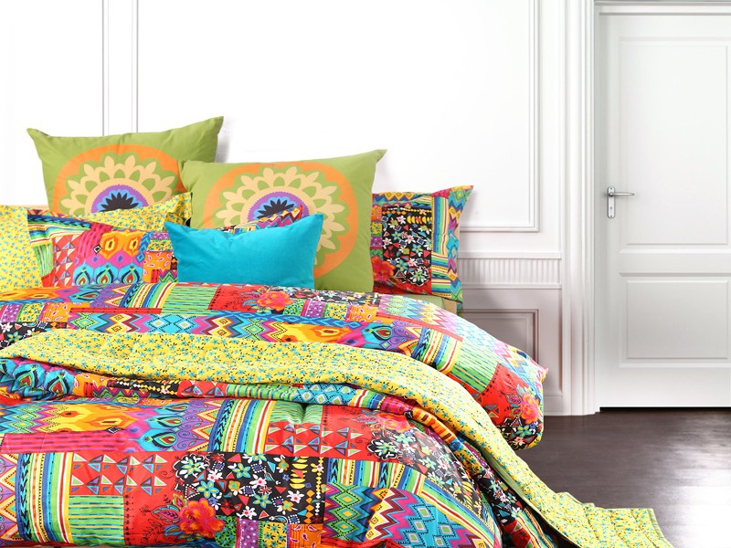 Colorful Duvet Covers King
