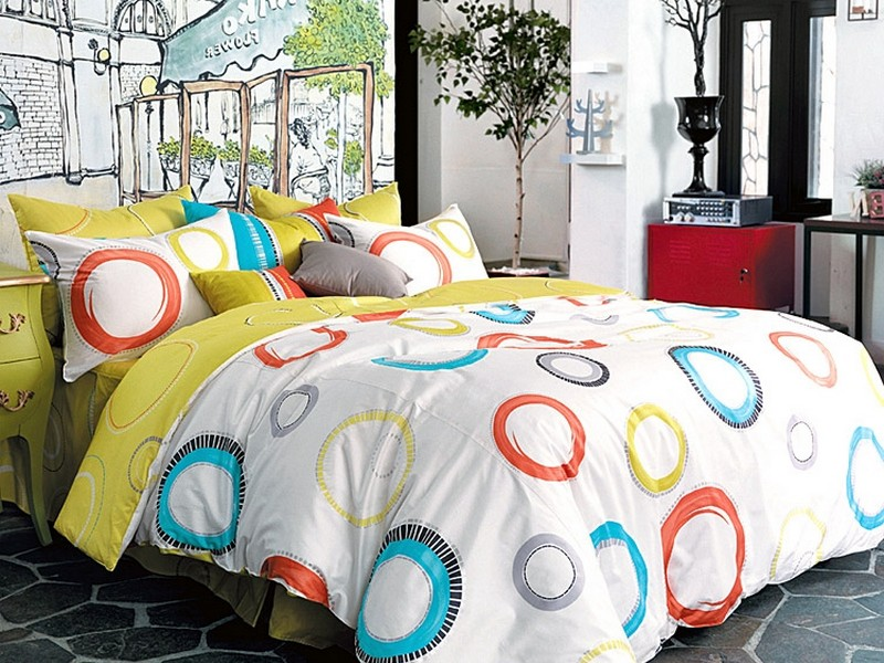 Colorful Duvet Covers