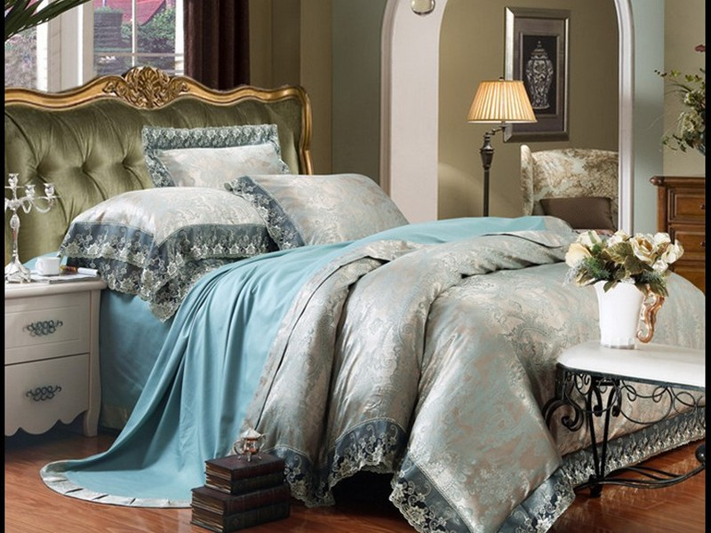 Combed Cotton Sheets King