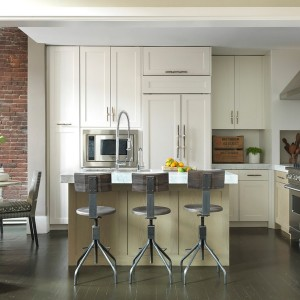 Comfortable Bar Stools For Kitchen