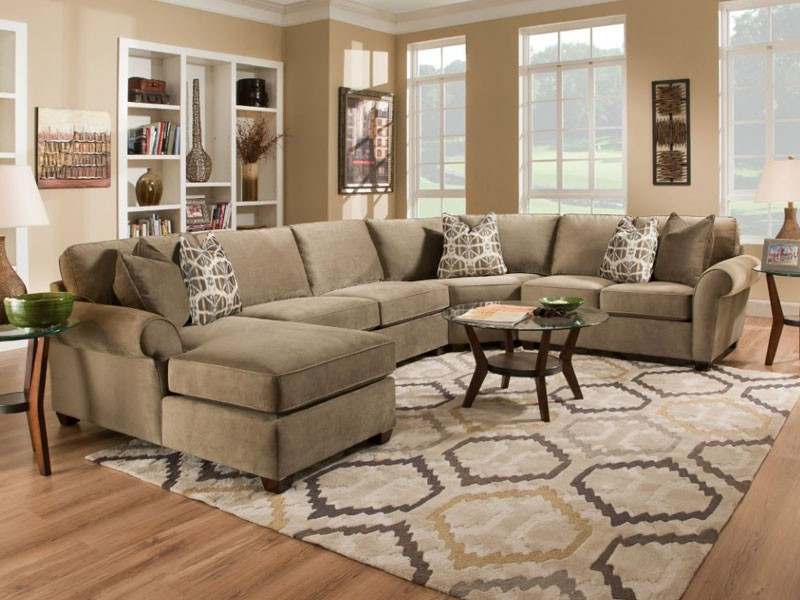 Comfy Oversized Sectional Sofas