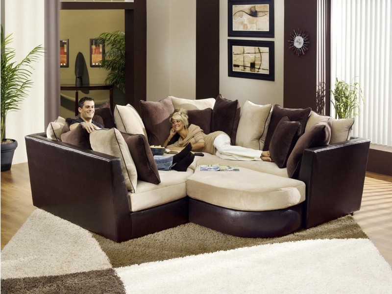 Comfy Sectional Sofa