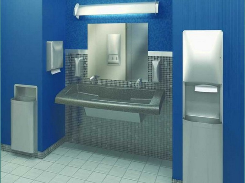 Commercial Bathroom Accessories Edmonton