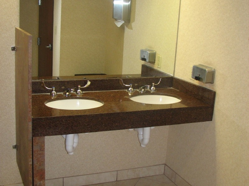 Commercial Bathroom Sink Cabinets