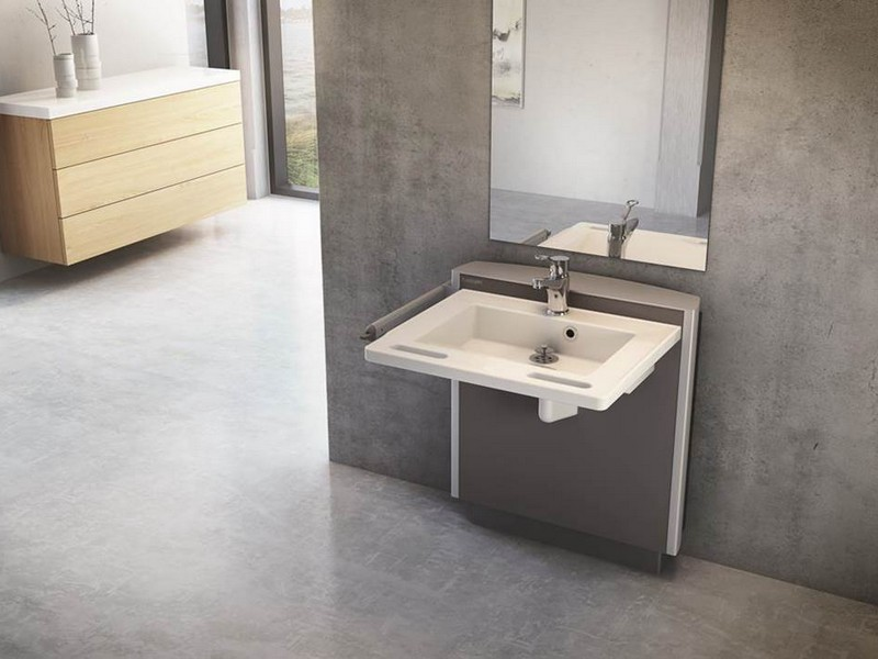 Commercial Bathroom Sink Height